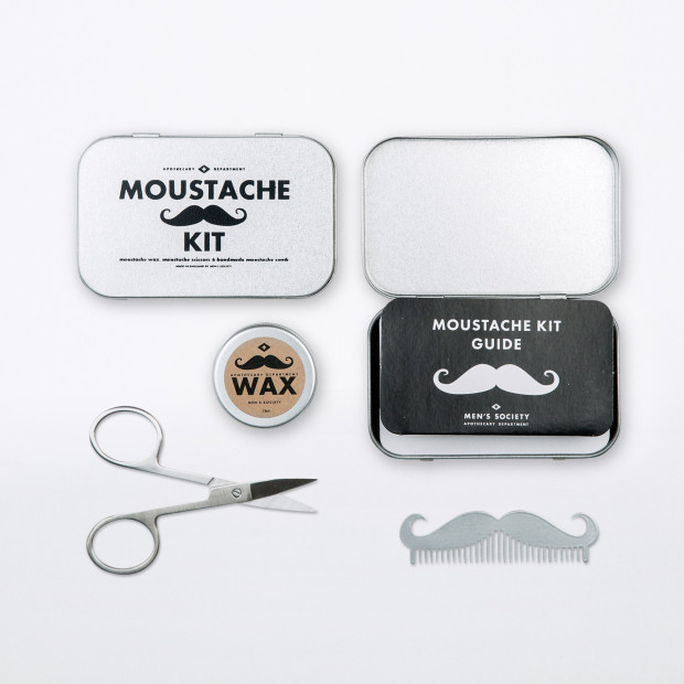 Kit pour Moustache lot