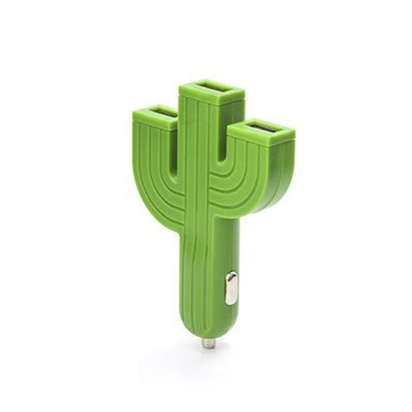 multiprise usb allume cigare cactus cadeau maestro. Black Bedroom Furniture Sets. Home Design Ideas