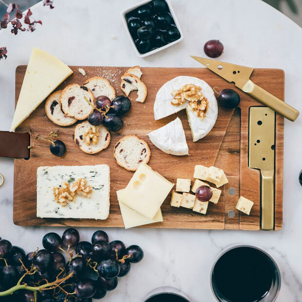 Planche à Fromage Cheese Porn repas