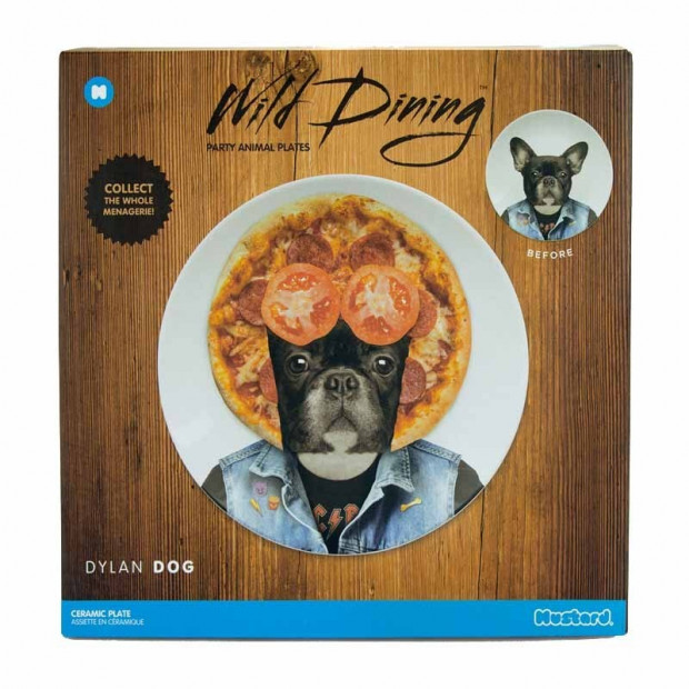 Assiette Wild Dining Dylan Chien packaging