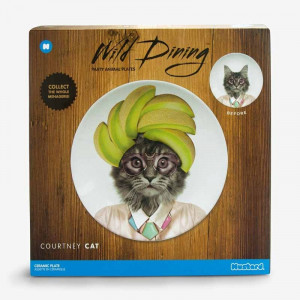 Assiette Wild Dining Courtney Chat packaging