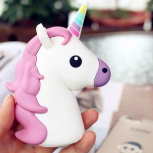 Batterie Externe Licorne Pratique
