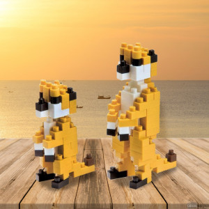Nanoblock Suricates (x2) Animal