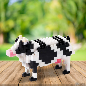 Nanoblock Vache Animal