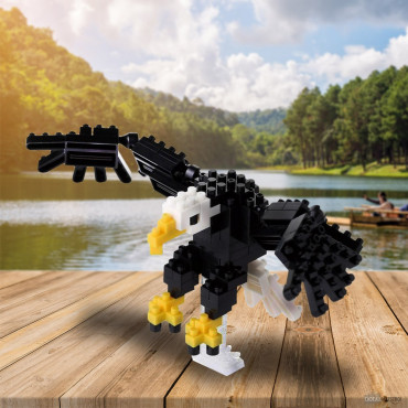 Nanoblock Aigle Royal
