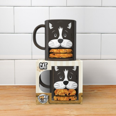 Mug à Cookie Chat