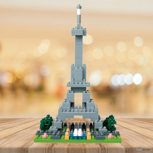Nanoblock Tour Eiffel Paris