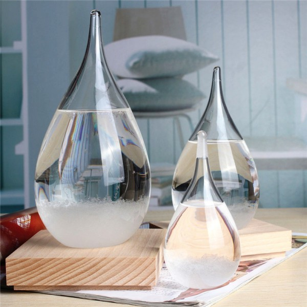 tempo drop storm glass instructions