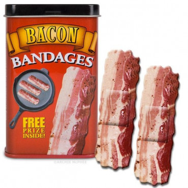 Pansements Bacon (x15)