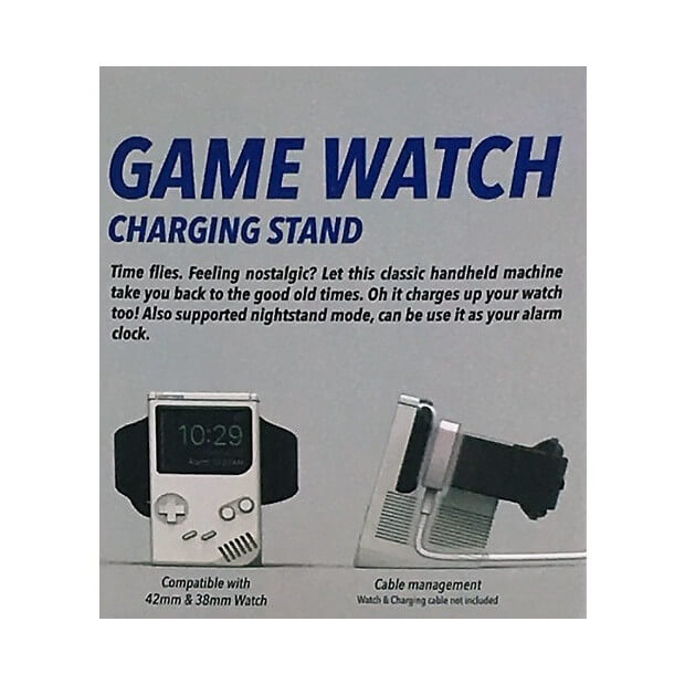 Stand pour Apple Watch GameWatch