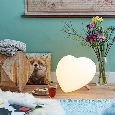 Lampe Coeur Love Is All