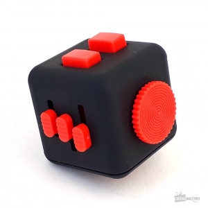 Fiddle Cube Sensoriel de Bureau Addictif