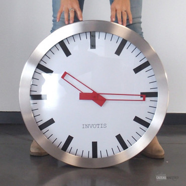 Horloge XXL