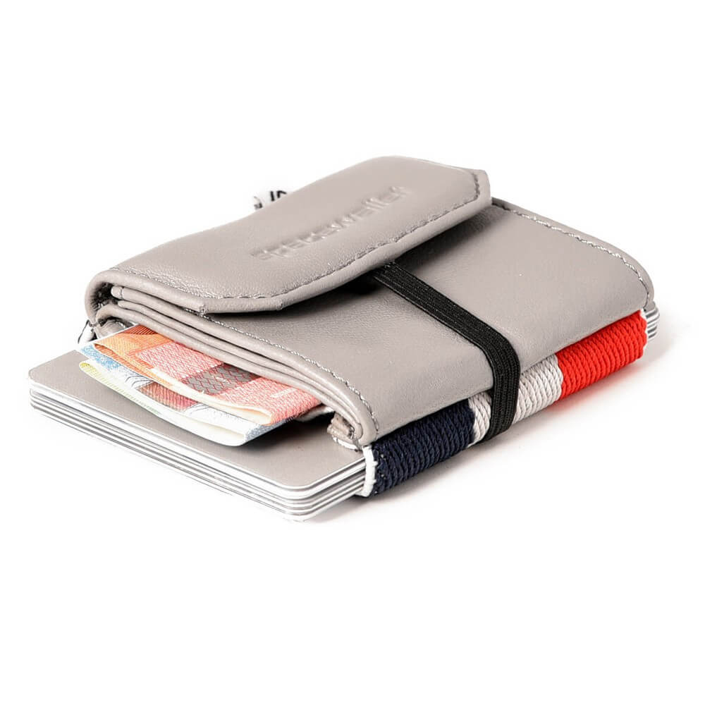 Mini Portefeuille Cuir Space Wallet Pull France