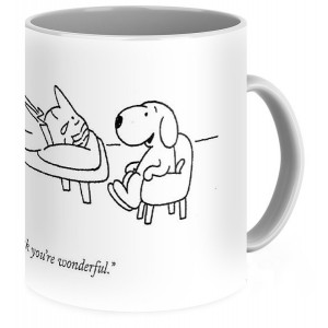 Mug New-Yorker You are Wonderful