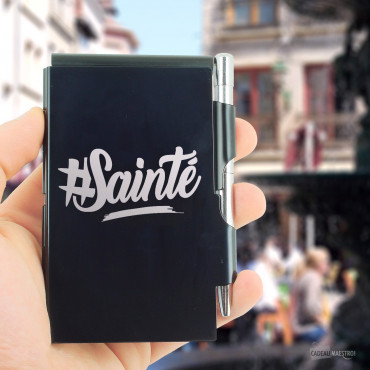 Bloc-Notes - Stylo SAINTÉ