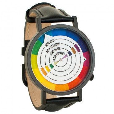 Montre Cercle Chromatique