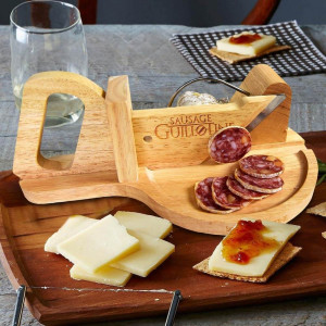 Guillotine à Saucisson Couperet game of thrones
