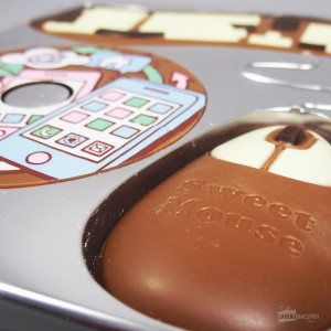 Set Chocolats Geek