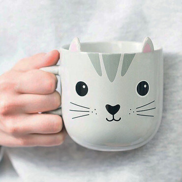 Mug Kawaii Friends Chat