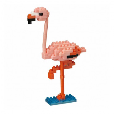 Nanoblock Flamant Rose