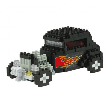 Nanoblock Voiture Hot Rod