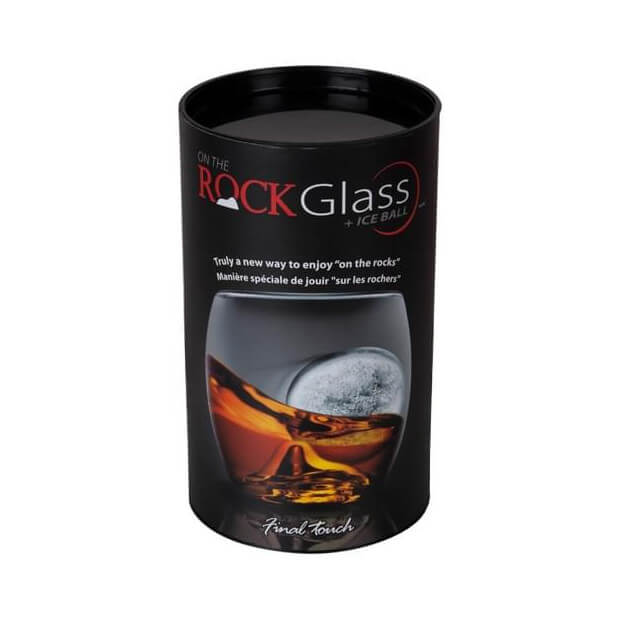 Coffret Dégustation Whisky On the Rock emballage