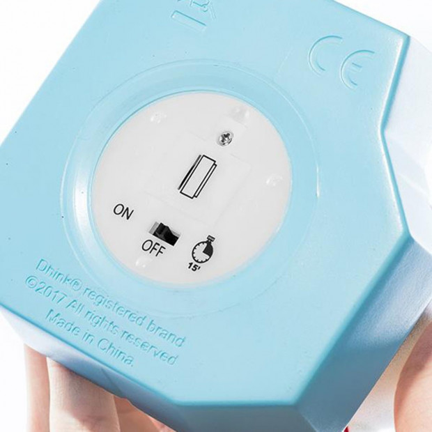 Veilleuse Ours Polaire Bouton ON/OFF