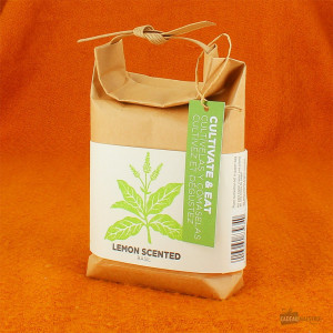 Kit Plante Aromatique Basilic Citronné