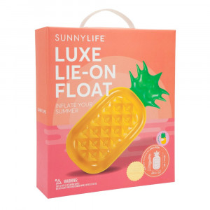 Matelas Gonflable Ananas Packaging