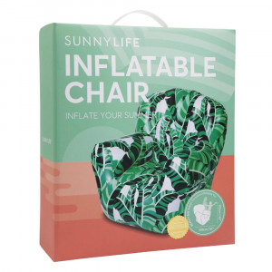 Fauteuil Gonflable Palmier Packaging