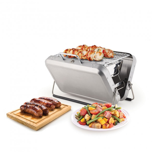 Barbecue A Charbon Valise BeefCase