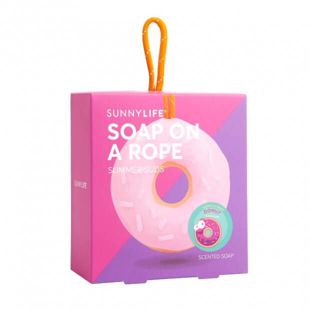 Savon Donut Packaging