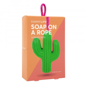 Savon Cactus Packaging