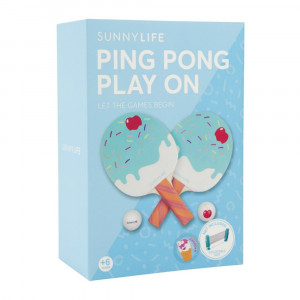 Set de Ping Pong Glaces Packaging