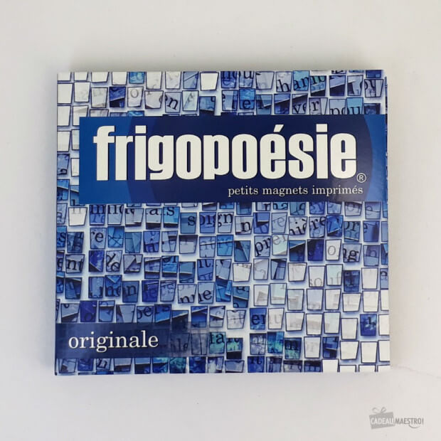 Magnets Frigopoésie Originale Format Pochette CD