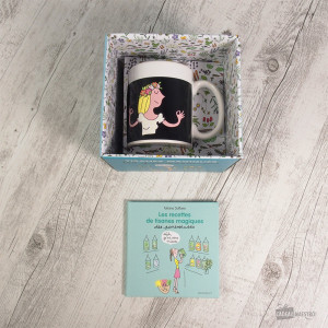 Coffret Tisane Detox Coffret Tisane Detox Packaging