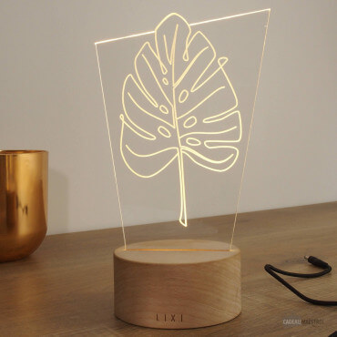 Lampe Lixi Monstera