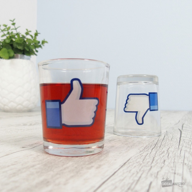 Verres à Shooters Like (x2)