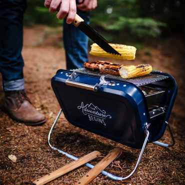 Mallette Barbecue Aventure Grand Modèle