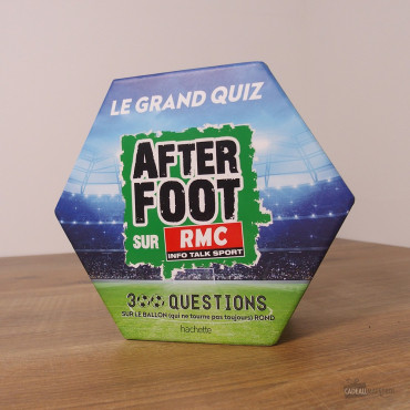 Le Grand Quiz After Foot RMC