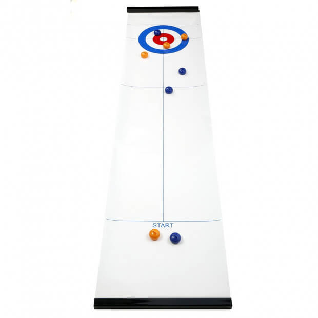 Jeu de Curling de Table
