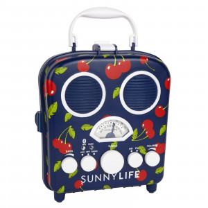 Radio Portable Cerise