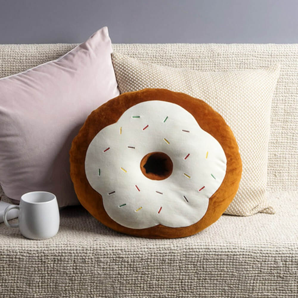 Coussin Donut