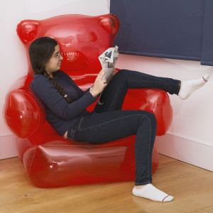 Fauteuil Ours Gummy ado