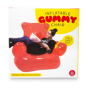 Fauteuil Ours Gummy emballage