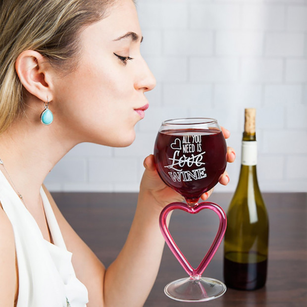 Verre à Vin All you Need is Wine