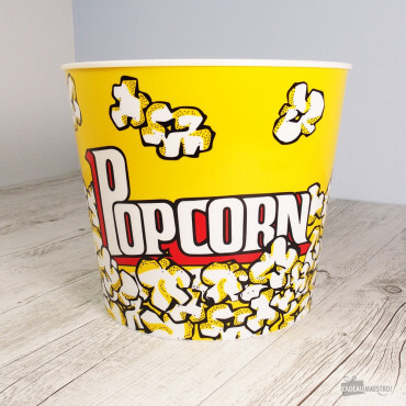 Pot à Pop Corn Géant