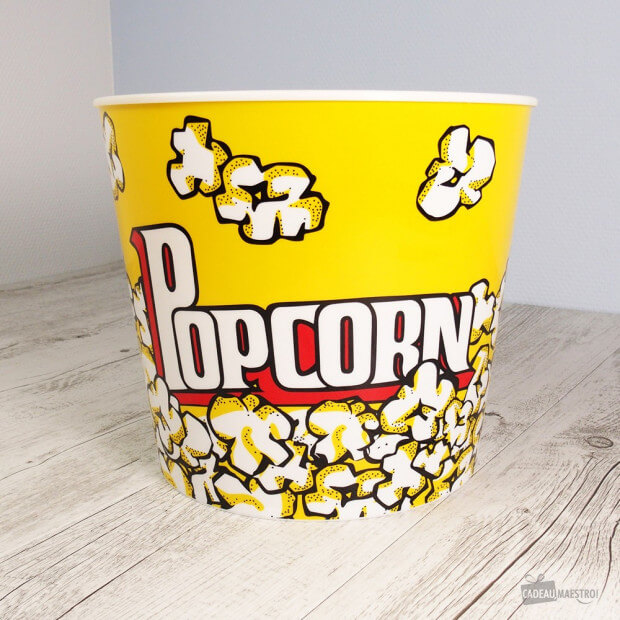 Pot à Pop-Corn Géant