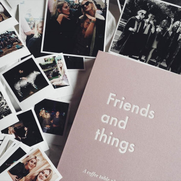 "Album Photo ""Friends and Things"""